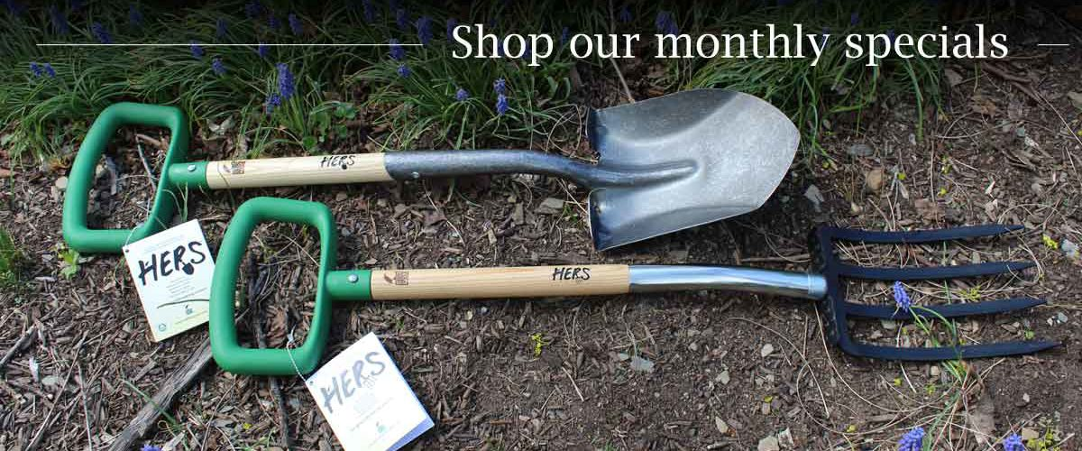 Shop Green Heron Tools Monthly Specials